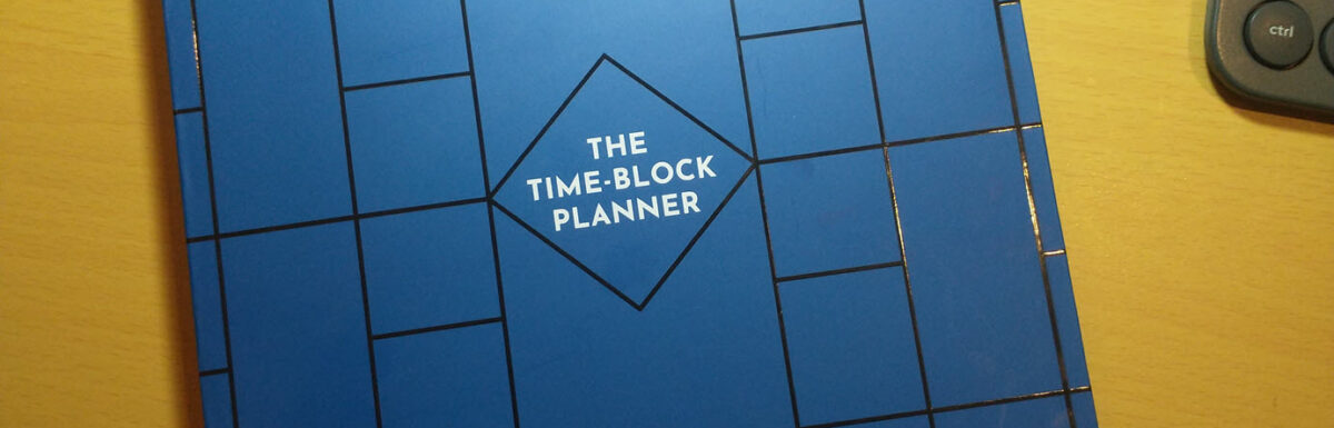 cal newport time block planner